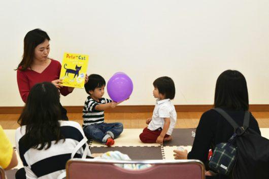 ママも楽しい英語教室 みらいママのマミー&ミー