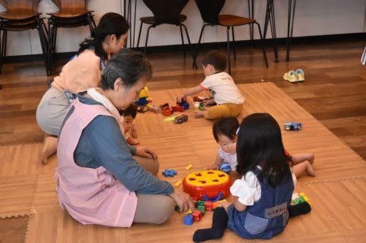 幼稚園座談会 幼稚園情報 ママ 子育て 幼稚園探し 足立区 幼稚園